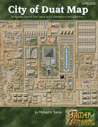City of Duat Map Set