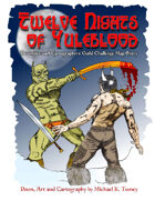 Twelve Nights of Yuleblood