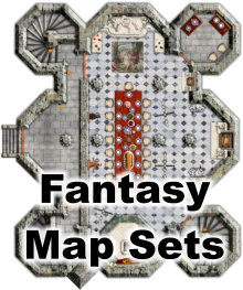 Fantasy Map Sets