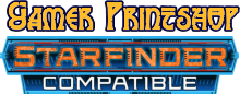 Starfinder Roleplaying Game Compatible