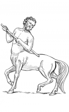 Classes of Fantasy: Centaur