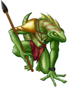 Classes of Fantasy: Lizardfolk