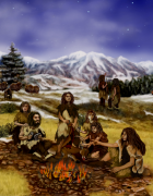 Classes of Fantasy: Neanderthal