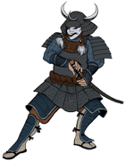 Classes of Ruin: Samurai