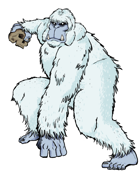 Races of Ruin: Yeti