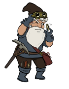 Classes of Fantasy: Gnome