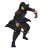 Classes of Fantasy: Assassin