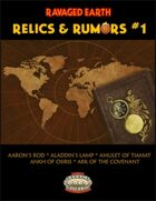 Relics & Rumors #1