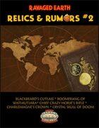 Relics & Rumors #2