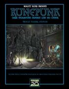 RunePunk: True20 Digital Edition