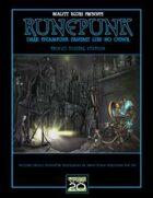 RunePunk: True20 Digital Edition
