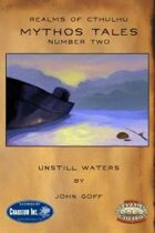 Mythos Tales #2: Unstill Waters