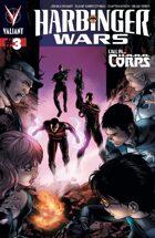 Harbinger Wars #3