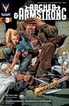 Archer & Armstrong #3