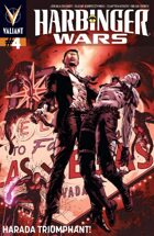 Harbinger Wars #4