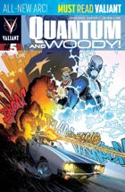Quantum and Woody! #5