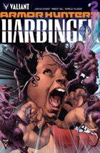 Armor Hunters: Harbinger #2