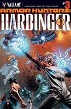 Armor Hunters: Harbinger #3