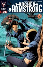Archer & Armstrong #24