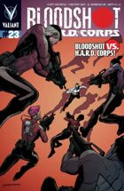 Bloodshot and H.A.R.D. Corps #23