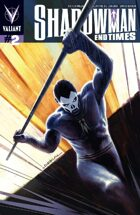 Shadowman: End Times #2