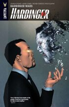 Harbinger Volume 3: Harbinger Wars