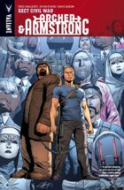 Archer & Armstrong Volume 4: Sect Civil War