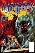 Ninjak (1997) #12