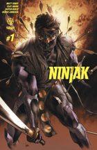 Ninjak #1