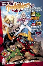 Troublemakers (1997) #5
