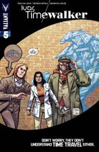 Ivar, Timewalker #5