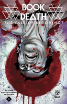 Book of Death: The Fall of Bloodshot #1