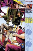 Timewalker (1994) Yearbook #1