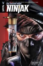 Ninjak Volume 2: The Shadow Wars