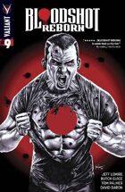 Bloodshot Reborn #9