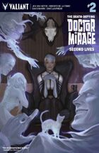 The Death-Defying Doctor Mirage: Second Lives #2