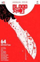 Bloodshot Reborn 2016 Annual #1
