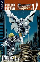 Valiant Pullbox Preview: Q2: The Return of Quantum and Woody #1