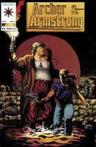 Archer & Armstrong (1992-1994) #3