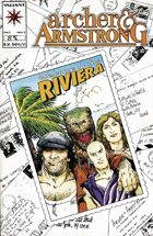 Archer & Armstrong (1992-1994) #5