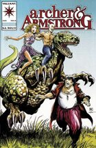 Archer & Armstrong (1992-1994) #6