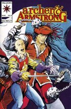 Archer & Armstrong (1992-1994) #8