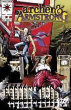 Archer & Armstrong (1992-1994) #10