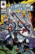 Archer & Armstrong (1992-1994) #25