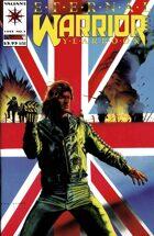 Eternal Warrior Yearbook (1993) #1