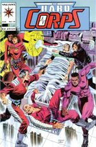 H.A.R.D. Corps (1992-1995) #19