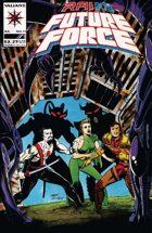 Rai and the Future Force (1992-1995) #11
