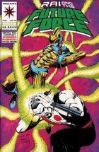 Rai and the Future Force (1992-1995) #15