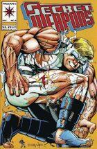 Secret Weapons (1993) #4
