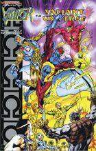 The Visitor vs. the Valiant Universe (1995) #2